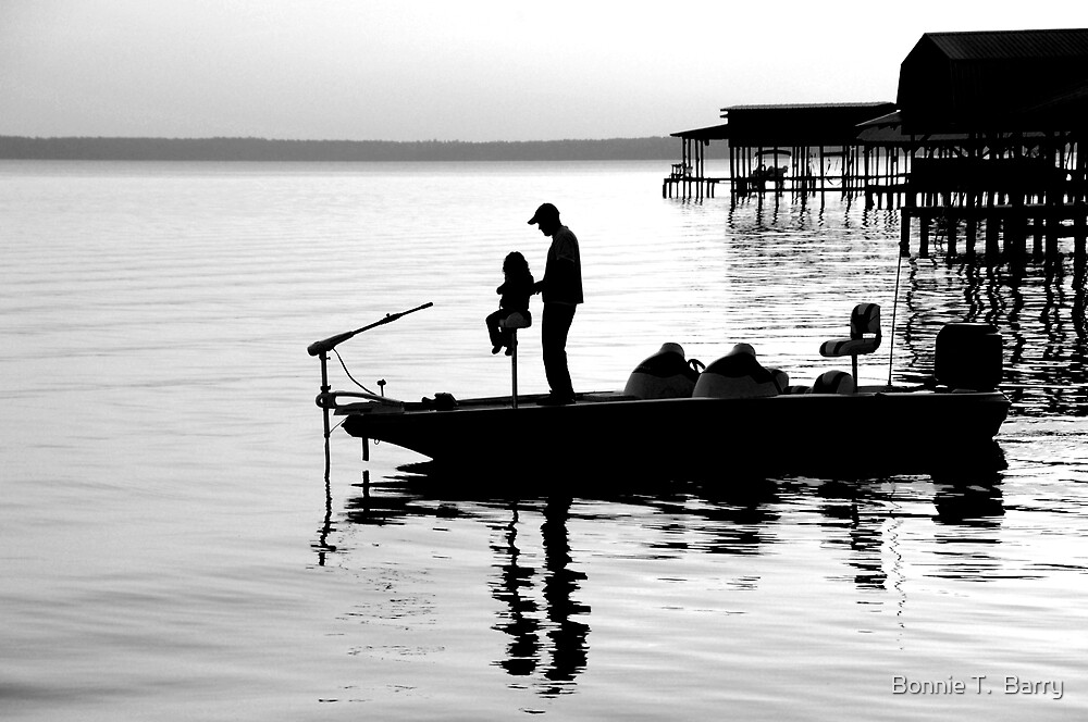 Fishing with Daddy by Bonnie T.  Barry