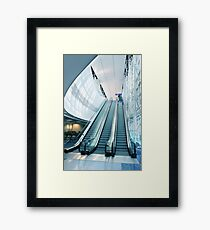 DFW Airport Framed Print