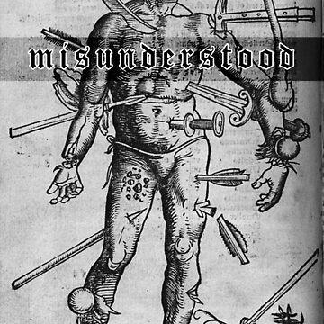 misunderstood (v3 with text) by Ivox5k