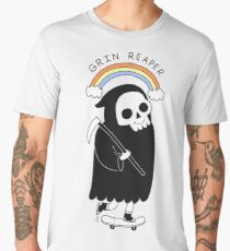 Grin Reaper Men's Premium T-Shirt