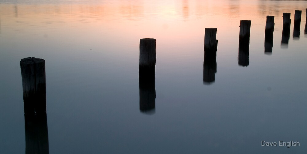 Morning water 2 by Dave English