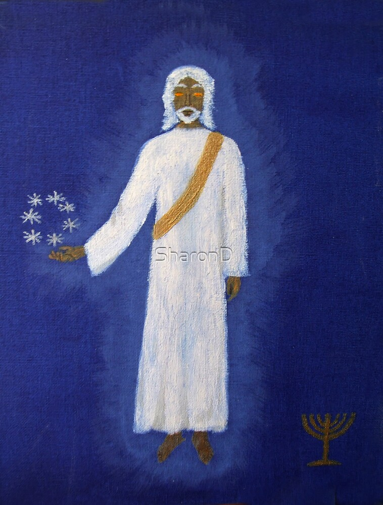 REVELATION - Painting by SharonD