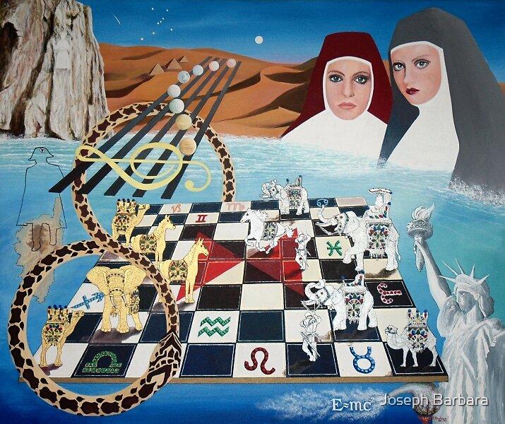 The Eight by Joseph Barbara