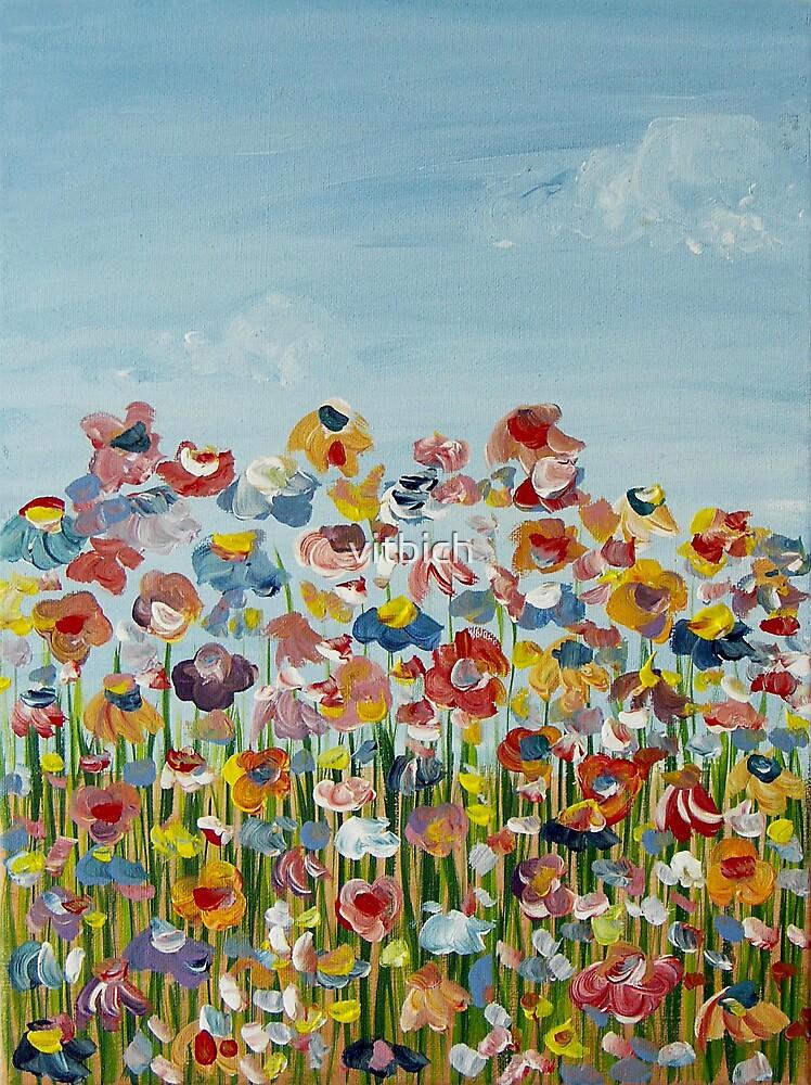 The secret flower garden of love by vitbich