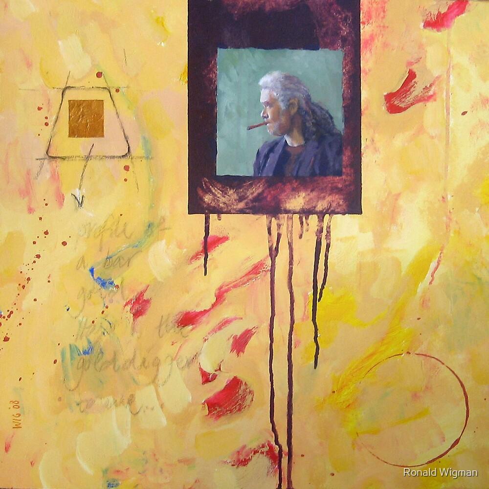 Desktop Portrait Hajo Hoffmann by Ronald Wigman
