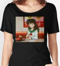 Kagome - Fast Food Women's Relaxed Fit T-Shirt