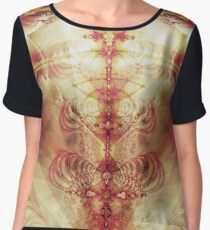 The Fountain of Youth Chiffon Top