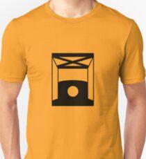 Glass Box (Twin Peaks) Unisex T-Shirt