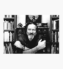 Alan Watts Photographic Print