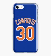 Michael Conforto Jersey iPhone Case/Skin