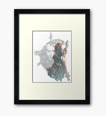Sylvanas - Queen of the Undeads Framed Print