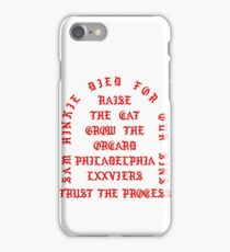 The Life of Process iPhone Case/Skin