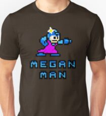 Megan Man Unisex T-Shirt