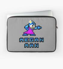 Megan Man Laptop Sleeve