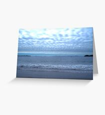 Bruny Beach Greeting Card