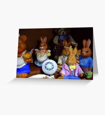 """HAPPY EASTER !"" Greeting Card"