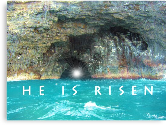 He Is Risen by SaMack
