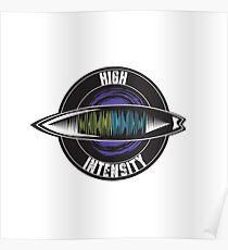 High Intensity Surf 2 Poster