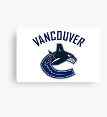 Vancouver Canucks  Canvas Print