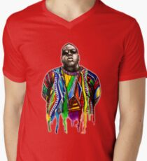 biggie smalls Mens V-Neck T-Shirt