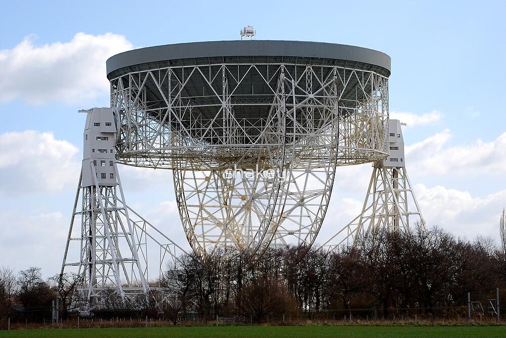 Lovell Telescope by shakey