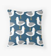 Seagull 4.0 Throw Pillow