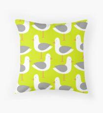 Seagull 3.0 Throw Pillow