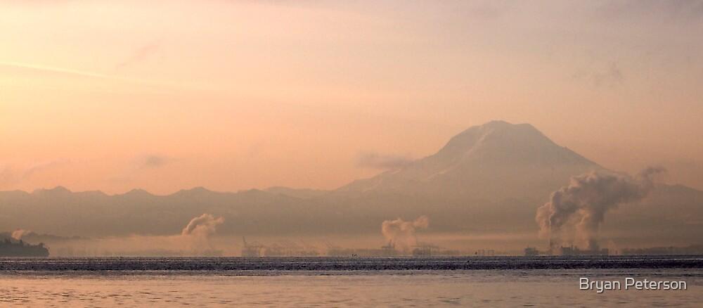Smokey Morning by Bryan Peterson