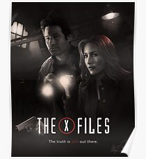 The X-files Poster s11 n°2 Poster