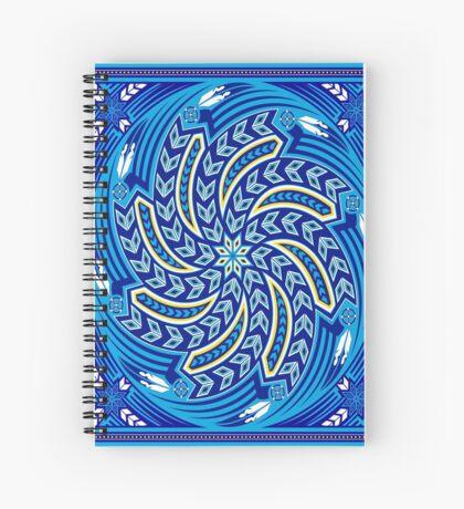 Wind Spirit  Spiral Notebook
