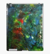 Walking with the Memories of the Past iPad Case/Skin