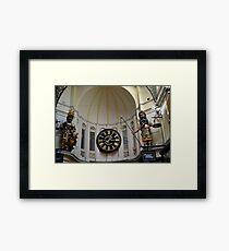 Arcade style - Melbourne Framed Print