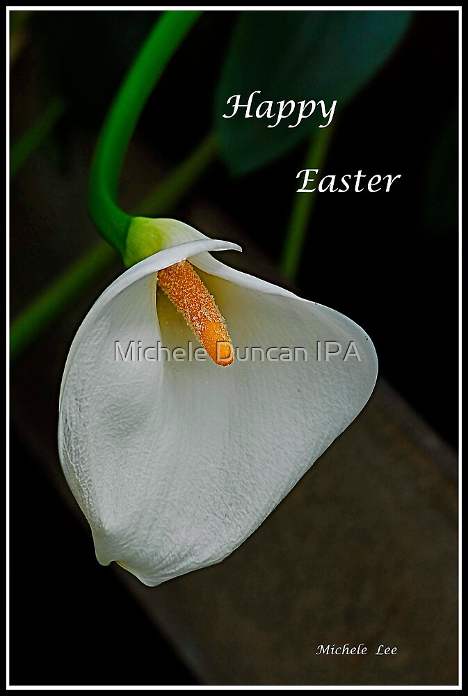 Happy Easter by Michele Duncan IPA