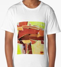 Abstract 11 Long T-Shirt