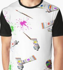 Artists tools Graphic T-Shirt