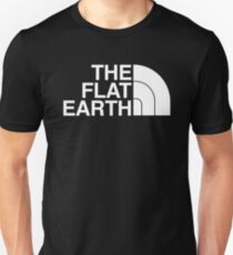 The Flat Earth Unisex T-Shirt