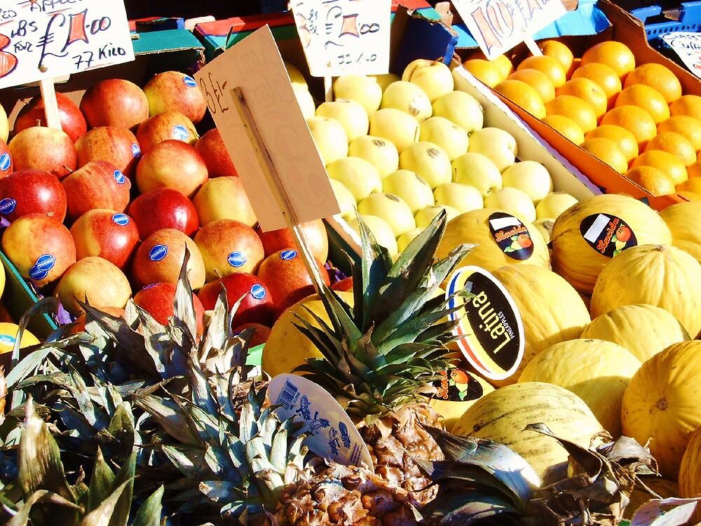 Leeds Fruit Market by mcbirdie