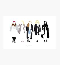SKAM Girl Squad standing ver. Photographic Print