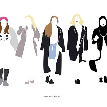 SKAM Girl Squad standing ver. by nanaminhae