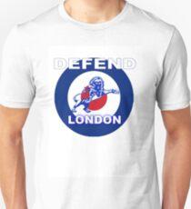 Millwall Defend London Against Terror Unisex T-Shirt