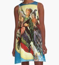 Hocus Pocus A-Line Dress