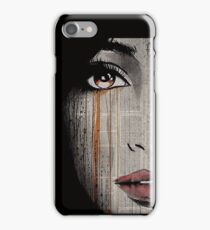 CAMILA CABELLO CRYING IN THE CLUB ARTWORK iPhone Case/Skin