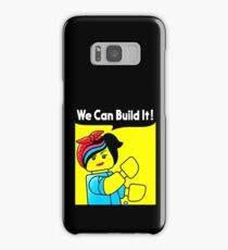 we can build it teefury Samsung Galaxy Case/Skin