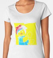 we can build it teefury Women's Premium T-Shirt