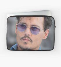 Cool Johnny Depp Laptop Sleeve