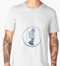 The Lego Backpacker Logo Men's Premium T-Shirt