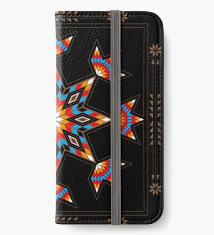 Morning Star iPhone Wallet