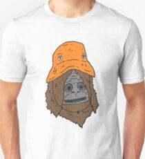 The orange hat monkey T-Shirt