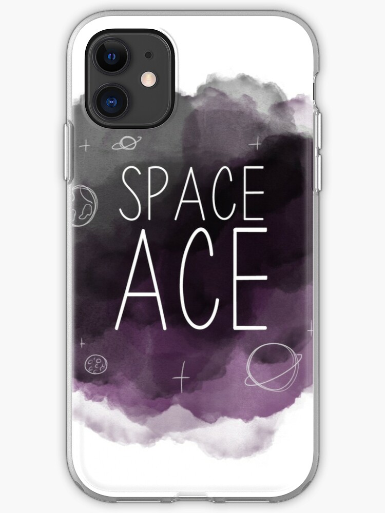 Aro Ace - Get Out of My Face iphone 11 case