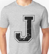 Jersey Character Black - J T-Shirt
